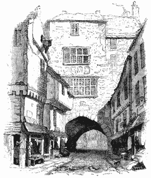 The Black Gate 1845