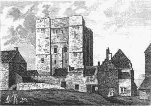 The Castle Keep 1784