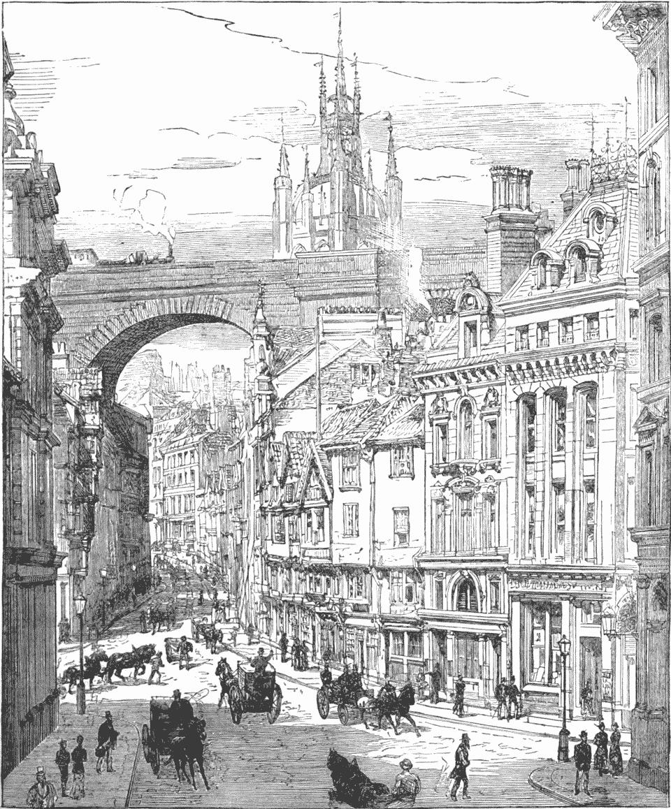 The Side and Railway Bridge