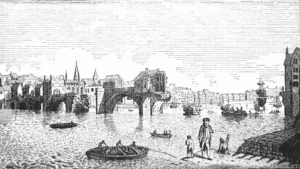 Ye Olde Tyne Bridge